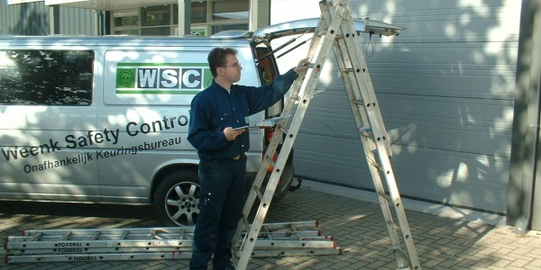 Weenk safety control Ladders en trappen (3)